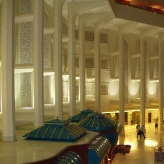 Al Bustan Palace - Muscat -...