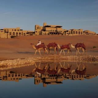 Qasr Al Sarab Desert Resort...